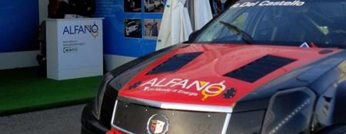 R.C. MOTORSPORT - alfano energia - iniziative sport